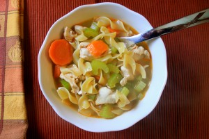chicken-noodle-soup-in-a-bowl