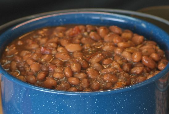 Pinto Beans : Our Sister's Kitchen